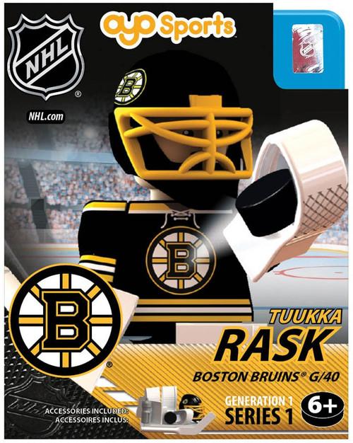 Boston Bruins NHL Generation 1 Series 2 Tuukka Rask Minifigure