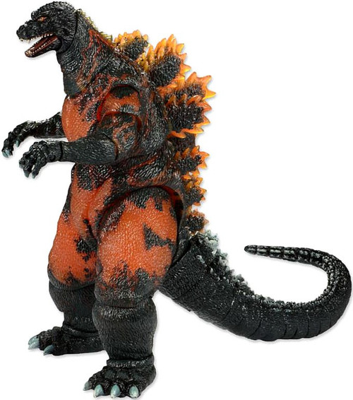 NECA Godzilla vs. Destroyah Burning Godzilla Action Figure [1995]