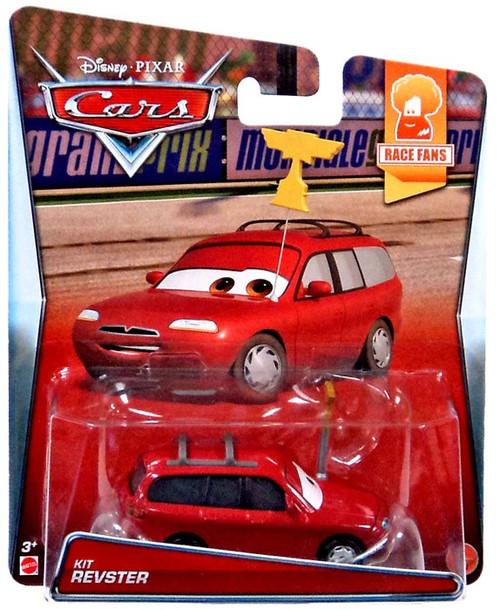 Disney / Pixar Cars Mainline Kit Revster Diecast Car #1/9