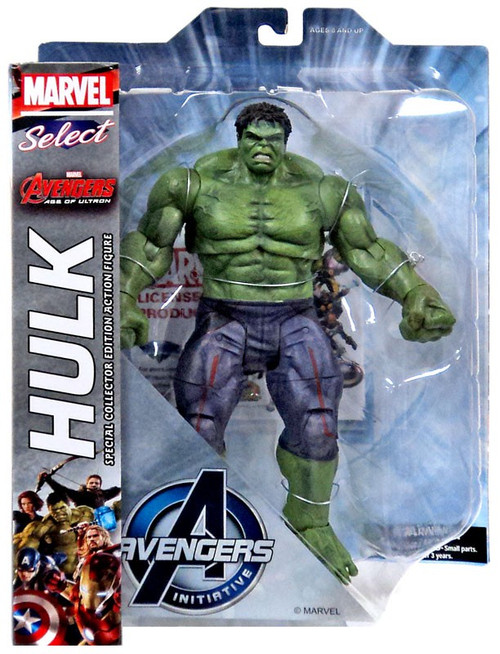 Avengers Age of Ultron Marvel Select Hulk Action Figure