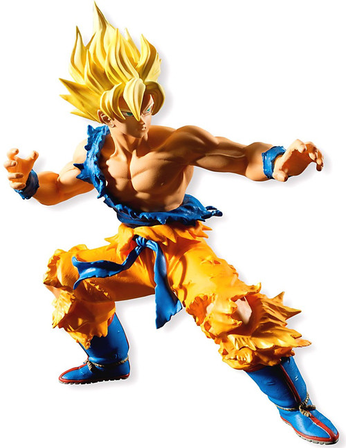 Dragon Ball Z Styling Super Saiyan Goku 4.5-Inch PVC Statue