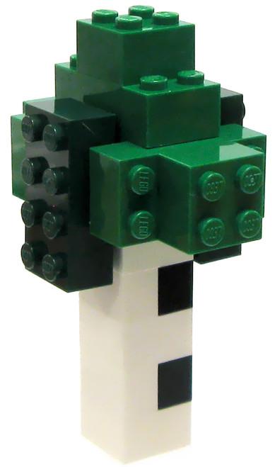 LEGO Minecraft Birch Tree Terrain [Loose]