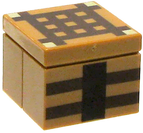 LEGO Minecraft Crafting Table Accessory [Loose]