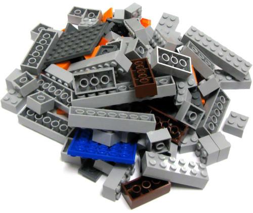 LEGO Minecraft Lot of Bricks Terrain [Underground Loose]