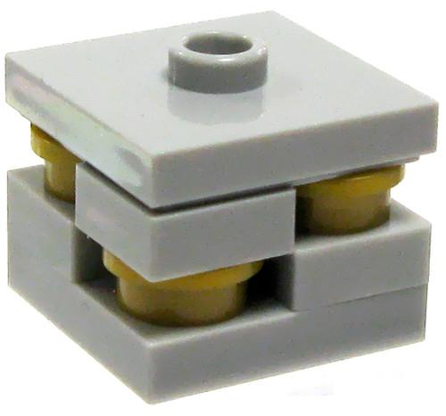 LEGO Minecraft Gold Ore Block Terrain [Loose]