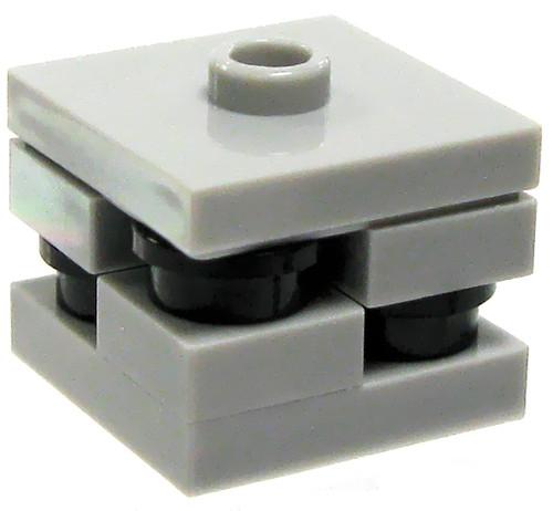 LEGO Minecraft Coal Ore Block Terrain [Loose]