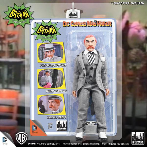 Batman 1966 TV Series Classic TV Series 3 Mad Hatter Action Figure