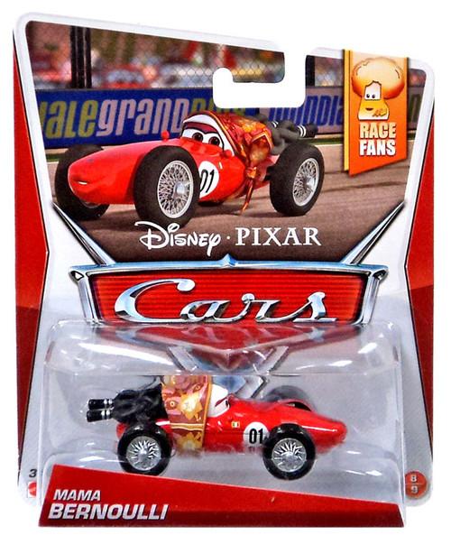 Disney / Pixar Cars Mainline Mama Bernoulli Diecast Car #8/9