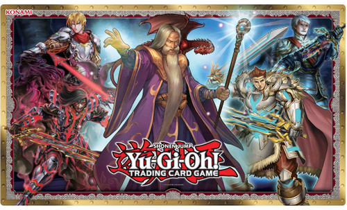 YuGiOh Noble Knights of the Round Table Play Mat