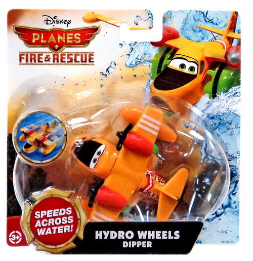 Disney Planes Fire & Rescue Hydro Wheels Dipper Vehicle