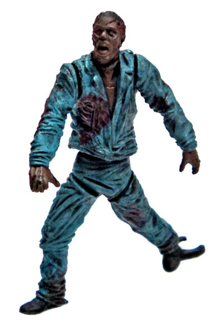 McFarlane Toys The Walking Dead Walker 2-Inch Mini Figure [Blue Shirt & Pants Loose]