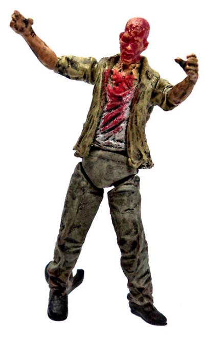 McFarlane Toys The Walking Dead Walker 2-Inch Mini Figure [Tan Jacket & Pants Loose]