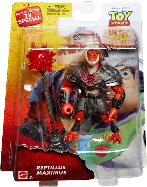 Toy Story That Time Forgot Reptillus Maximus Action Figure