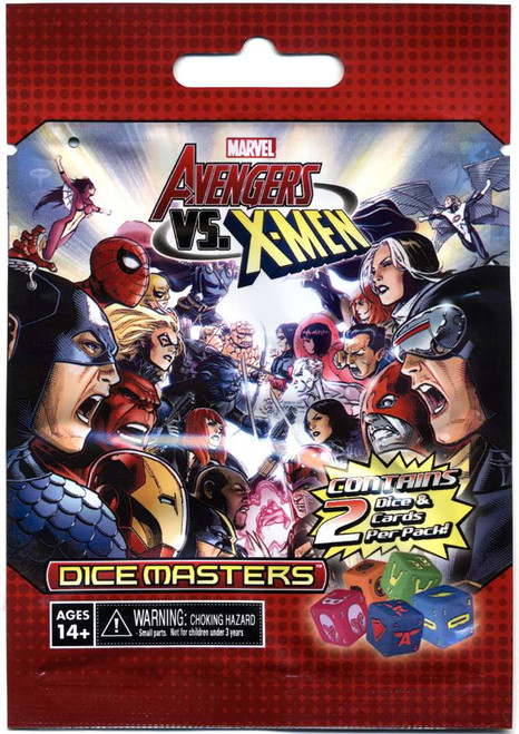 Marvel Dice Masters Avengers vs. X-Men Booster Pack