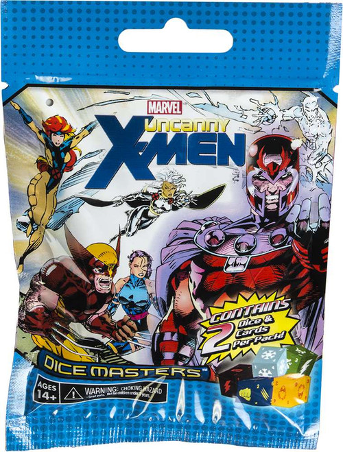 Marvel Dice Masters Uncanny X-Men Booster Pack