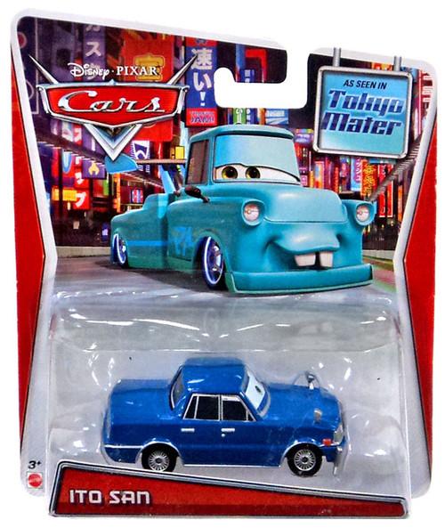 Disney / Pixar Cars The World of Cars Ito San Diecast Car