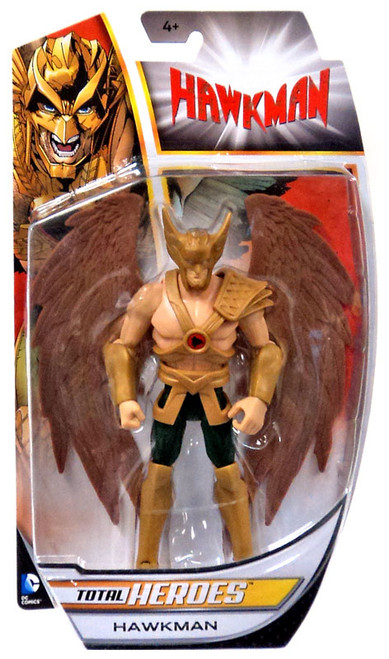 DC Total Heroes Hawkman Action Figure