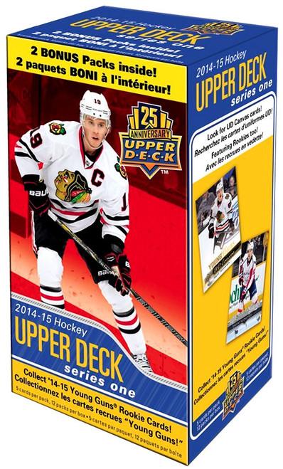 NHL 2014-15 Series 1 Hockey Trading Card BLASTER Box [12 Packs]