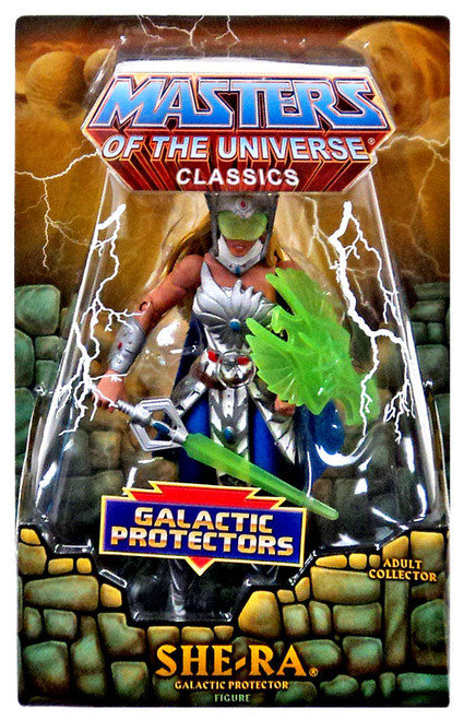 Masters of the Universe Classics Galactic Protectors She-Ra Exclusive Action Figure [New Adventures]