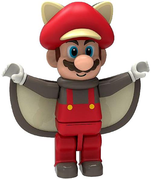 K'NEX New Super Mario Bros U Flying Squirrel Mario Minifigure [Loose]