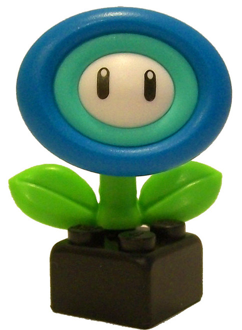 K'NEX New Super Mario Bros U Ice Flower Minifigure [Loose]