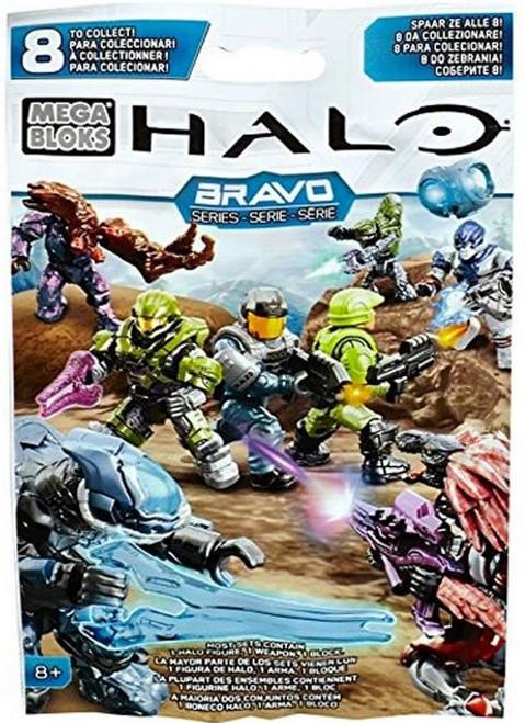 Mega Bloks Halo Bravo Minifigure Mystery Pack [1 RANDOM Figure]