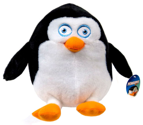 The Penguins of Madagascar Baby Private 10-Inch Plush