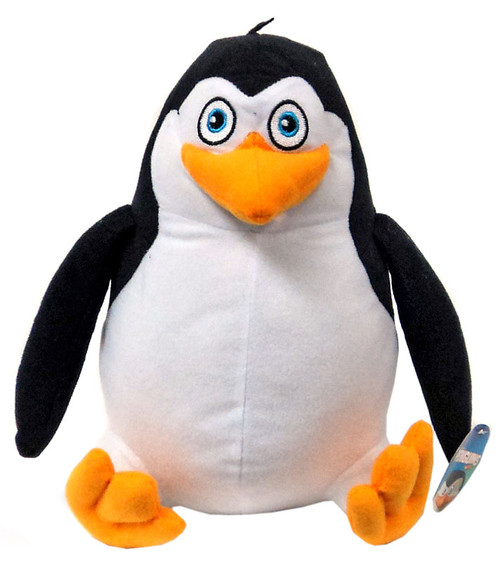 The Penguins of Madagascar Private 10-Inch Plush