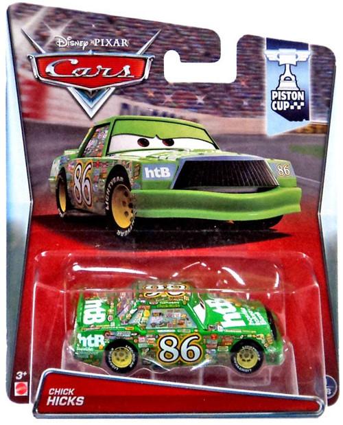 Disney / Pixar Cars Chick Hicks Diecast Car #1/18