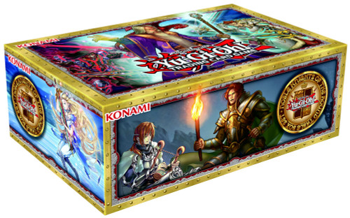 YuGiOh Noble Knights of the Round Table Card Box