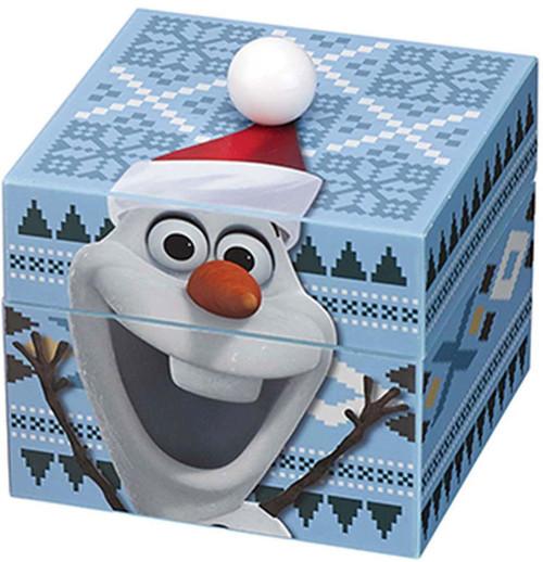 Disney Frozen Olaf Musical Keepsake Box [Blue, Includes Jewelry]