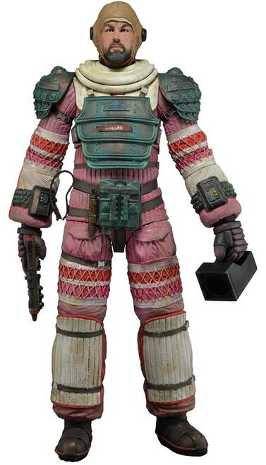 NECA Alien Series 4 Dallas Arthur Action Figure [Compression Suit]