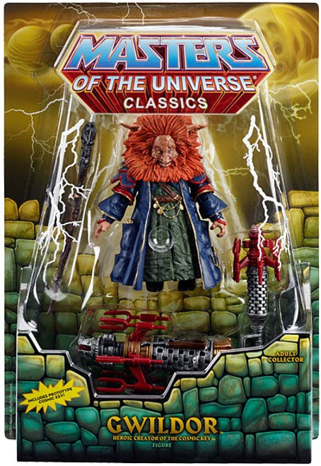 Masters of the Universe Classics Gwildor Action Figure
