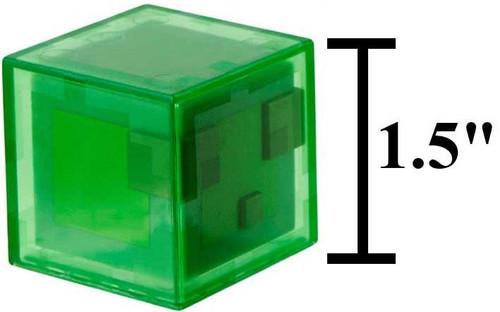 Minecraft Slime Box Accessory [Loose]