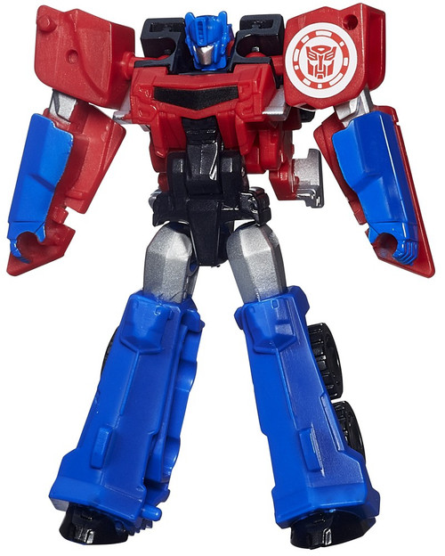 Transformers Robots in Disguise Optimus Prime Legion Action Figure