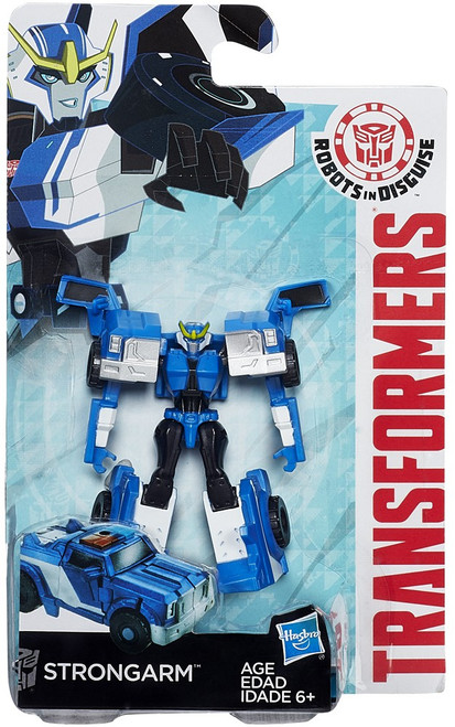 Transformers Robots in Disguise Strongarm Legion Action Figure