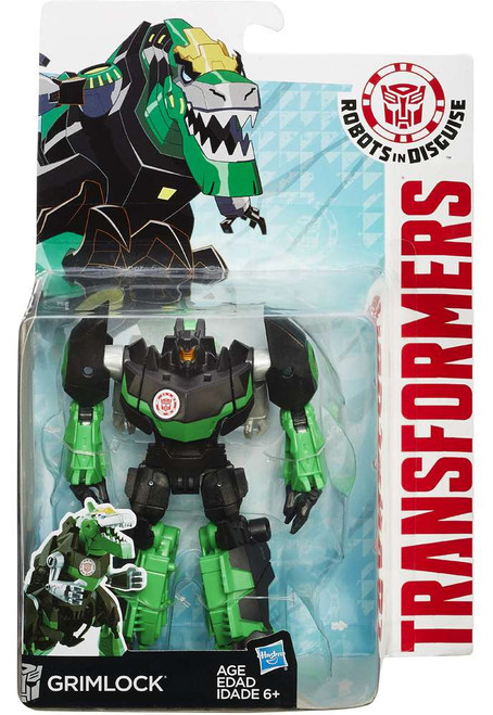 Transformers Robots in Disguise Grimlock Warrior Action Figure