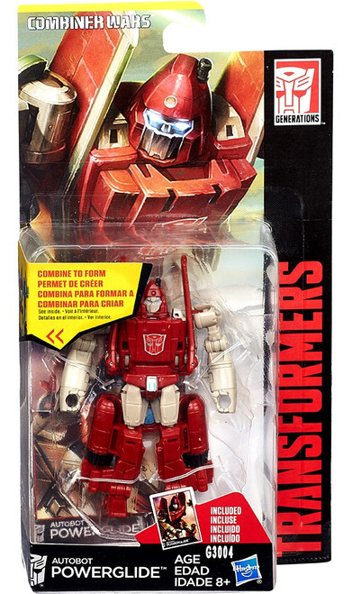 Transformers Generations Combiner Wars Powerglide Legend Action Figure