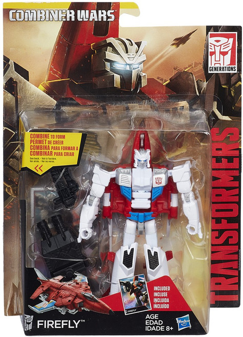 Transformers Generations Combiner Wars Firefly Deluxe Action Figure [Aerialbot]