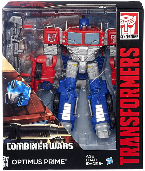 Transformers Generations Combiner Wars Optimus Prime Voyager Action Figure