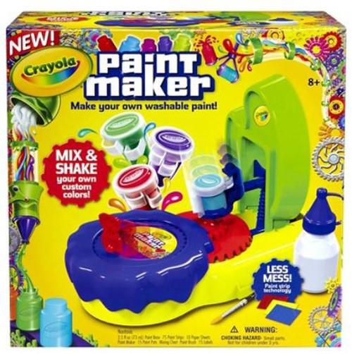 Crayola Paint Maker Activity Set