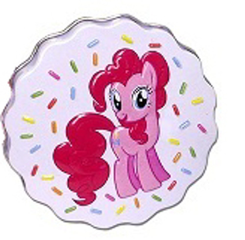 My Little Pony Party Cupcake Candy Tin [White]