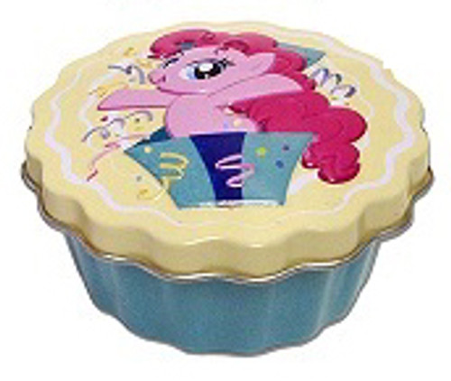 My Little Pony Party Cupcake Candy Tin [Yellow]
