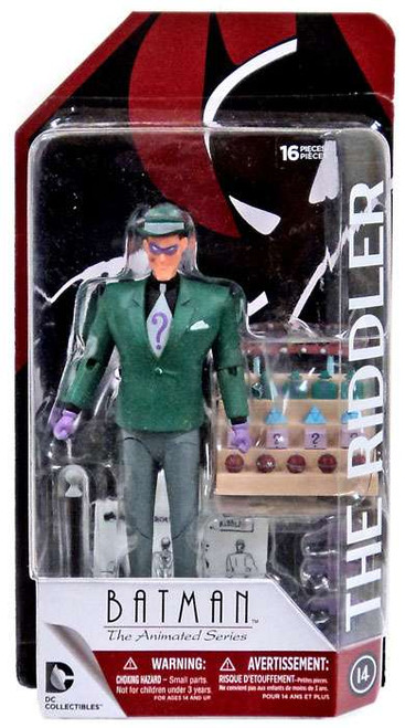 Batman The Animated Series The Riddler Action Figure