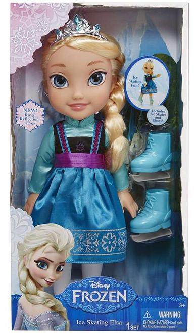 Disney Frozen Ice Skating Elsa 12-Inch Doll [Royal Reflection Eyes]