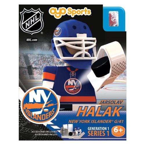 New York Islanders NHL Generation 1 Series 1 Jarsolav Halak Minifigure