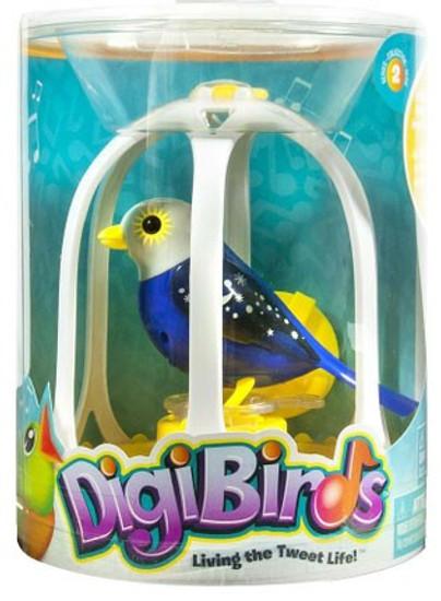 DigiBirds Moon Bird with Bird Cage