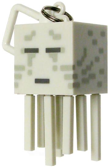 Minecraft Hangers Series 2 Ghast 3-Inch Keychain [Loose]