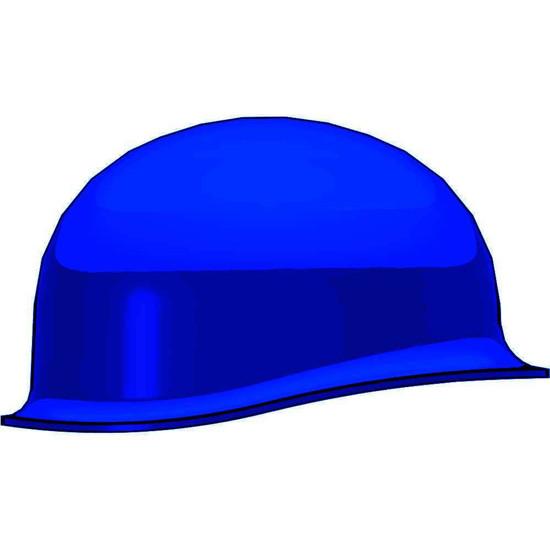 BrickArms M1 Steel Pot 2.5-Inch [UN Blue]