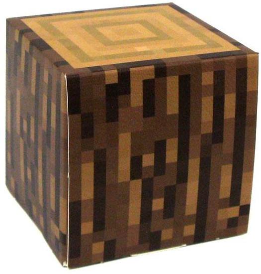 Minecraft Lot of 20 Log Blocks Papercraft
